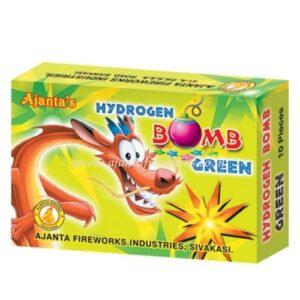 Hydrogen Bomb Green