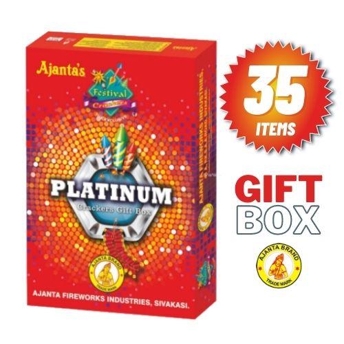 Platinum gift box