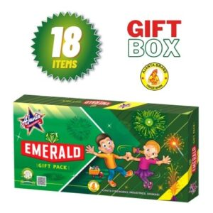 Emerald gift box from ajanta